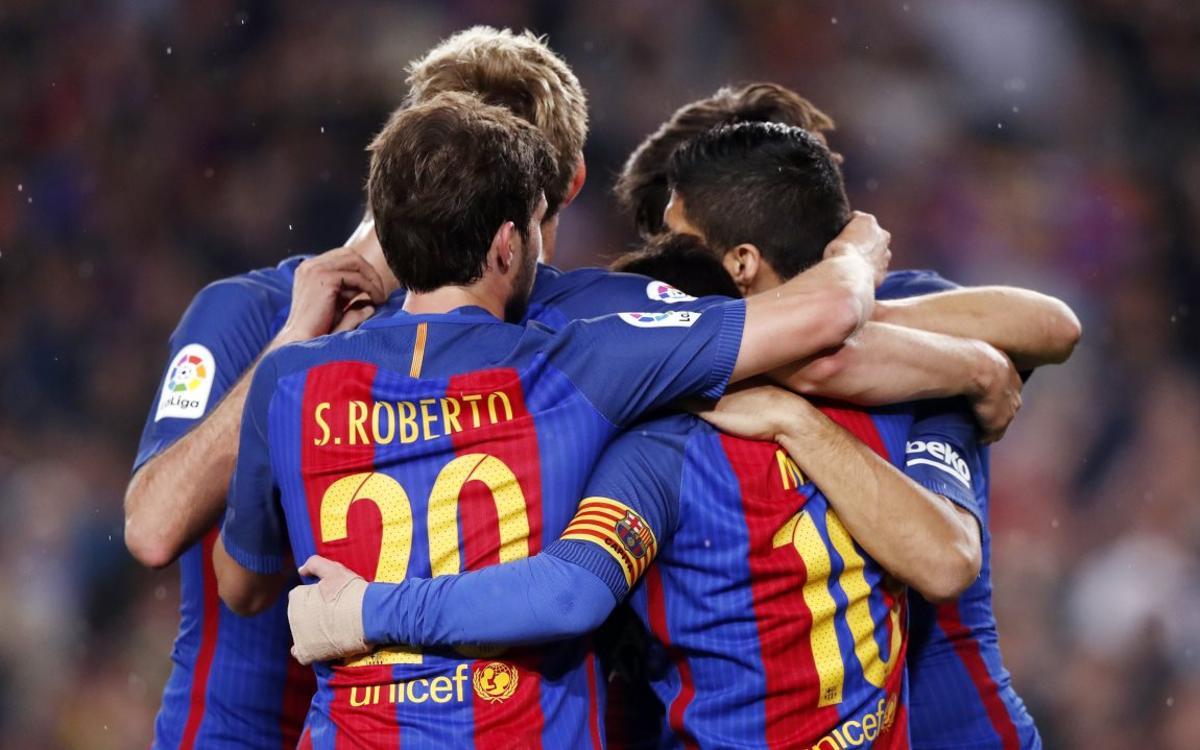 MATCH REPORT: FC Barcelona 3-2 Real Sociedad: Back to winning ways
