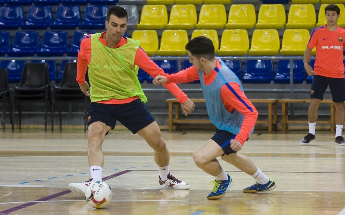 """Sergio Lozano: """"Serà molt especial tornar a jugar"""""""