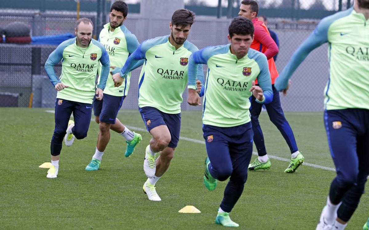 Le FC Barcelone se déplace à Grenade, sans Piqué, ni Messi, suspendu