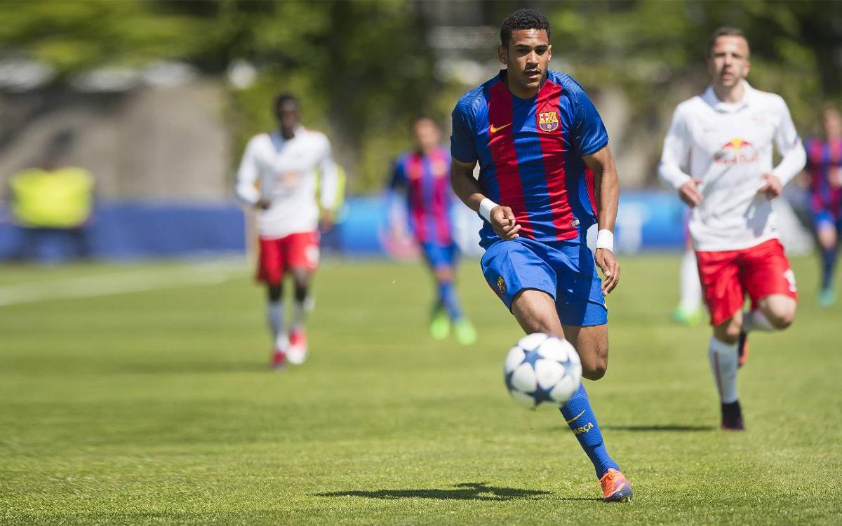 Top five La Masia goals of the weekend