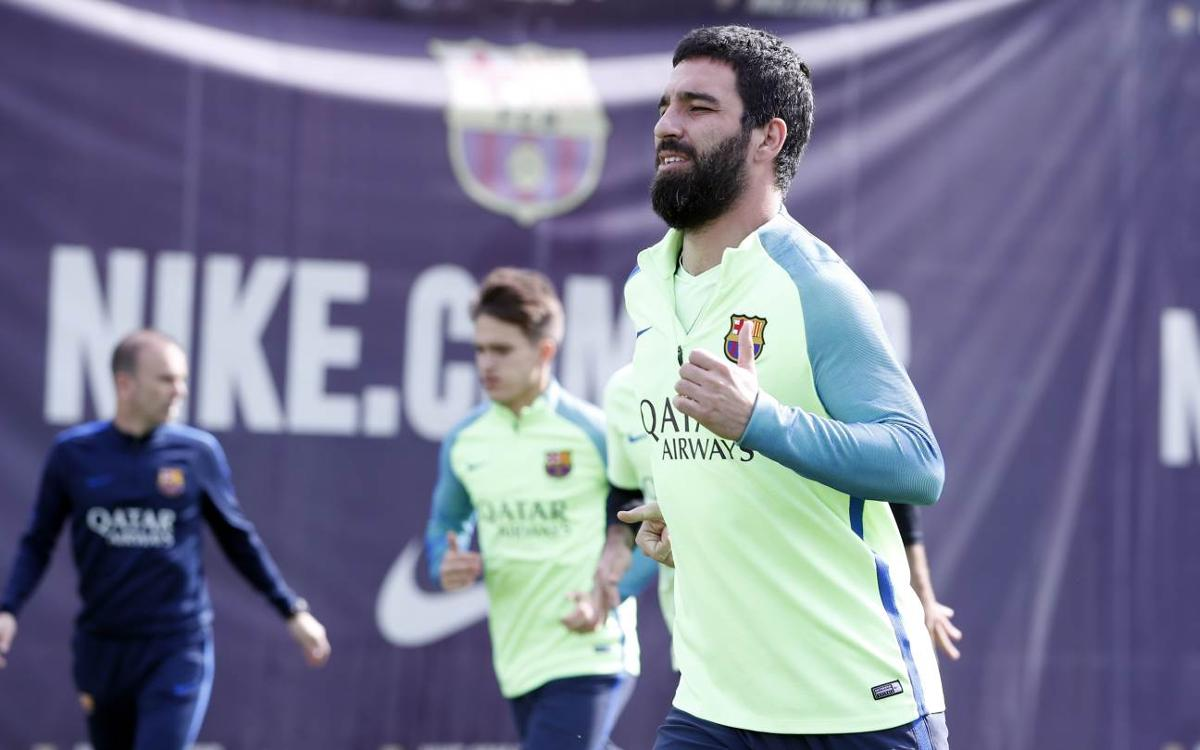 [MEDICAL ANNOUNCEMENT] Arda Turan out for three weeks