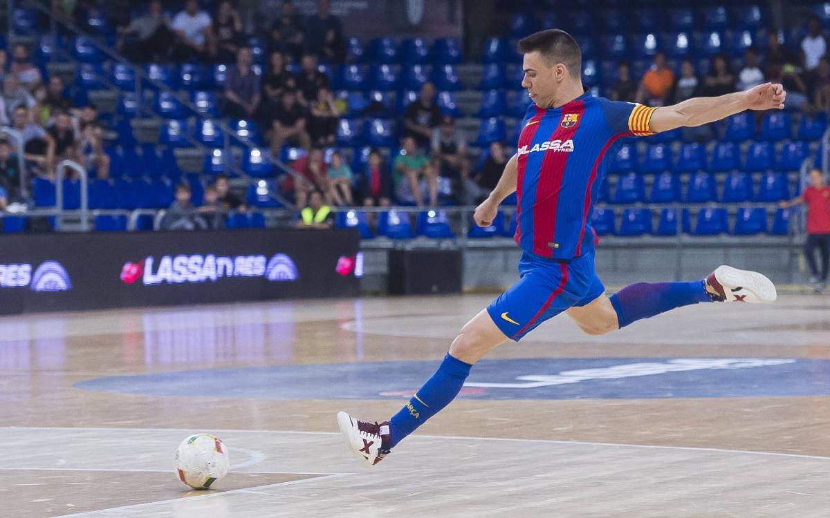 FC Barcelona Lassa v Magna Gurpea: Efficiency makes the difference (1-6)