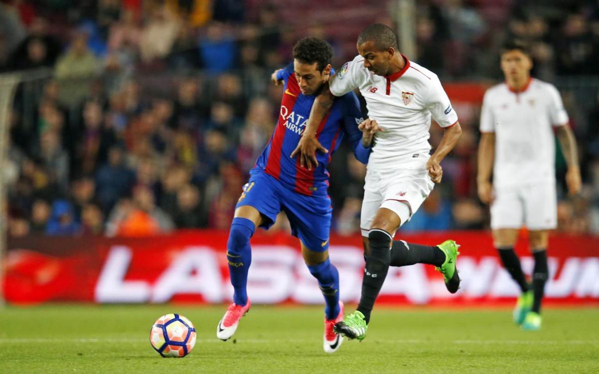 Los cuatro detalles técnicos del Barça - Sevilla que te dejarán boquiabierto