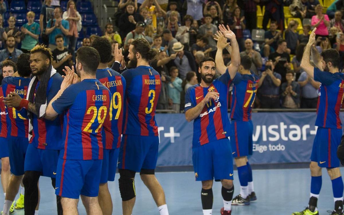 FC Barcelona Lassa – Bidasoa Irún: Tots units a per un nou títol