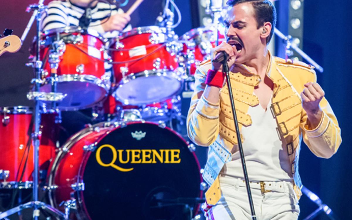 'Queen Tribute' en el Palau de la Música, con descuento para socios