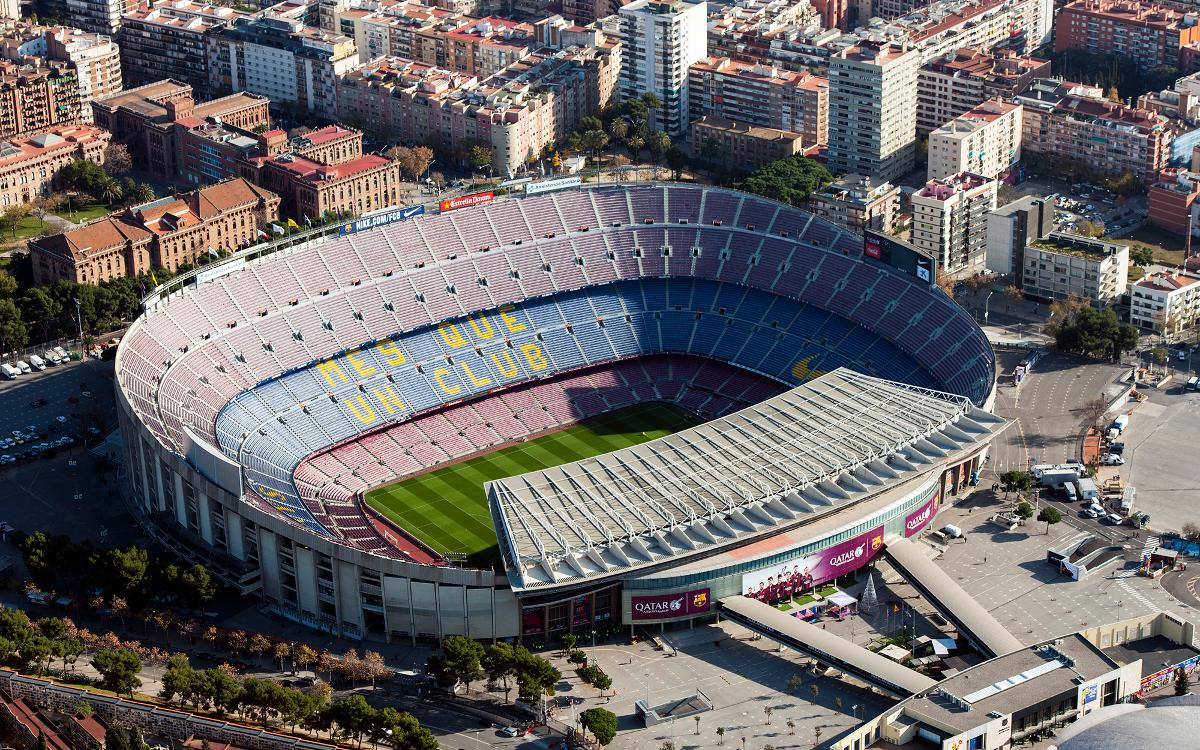 Extraordinary security measures for FC Barcelona v AS Roma