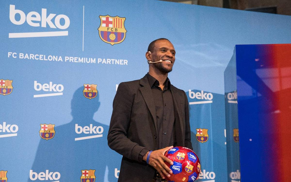 Abidal: 'Barça made a statement with the comeback'