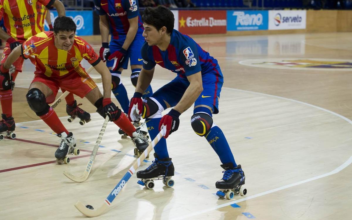CP Manlleu – FC Barcelona Lassa: La primera prova d'una setmana clau a l'OK Lliga
