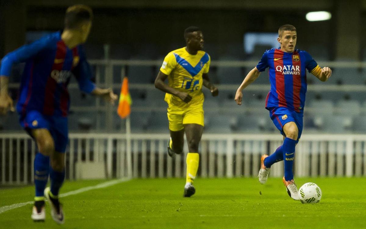 Barça B – CE l'Hospitalet: Que no se escapen más puntos del Mini