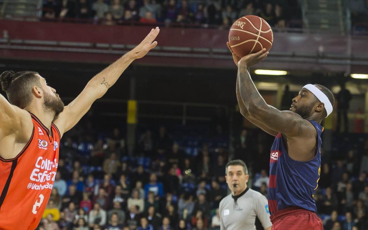 Valencia Basket - FC Barcelona Lassa: Partido grande en la Fonteta