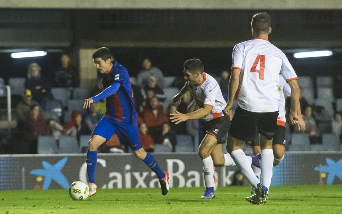 CE l'Hospitalet – Barça B: Primera oportunidad para ser campeones