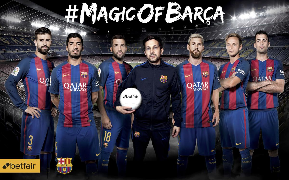 Do you believe in Barça's magic?