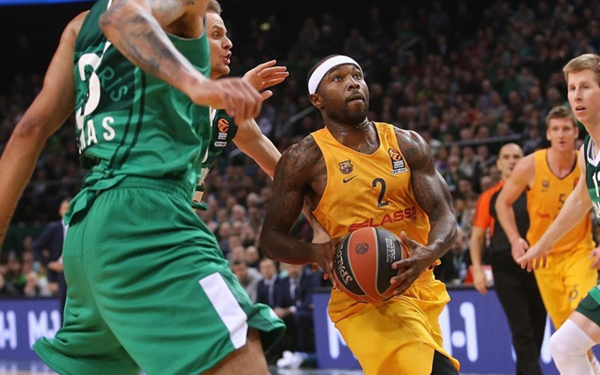 Zalgiris Kaunas v FC Barcelona Lassa: Bad run continues in Lithuania (89-85)