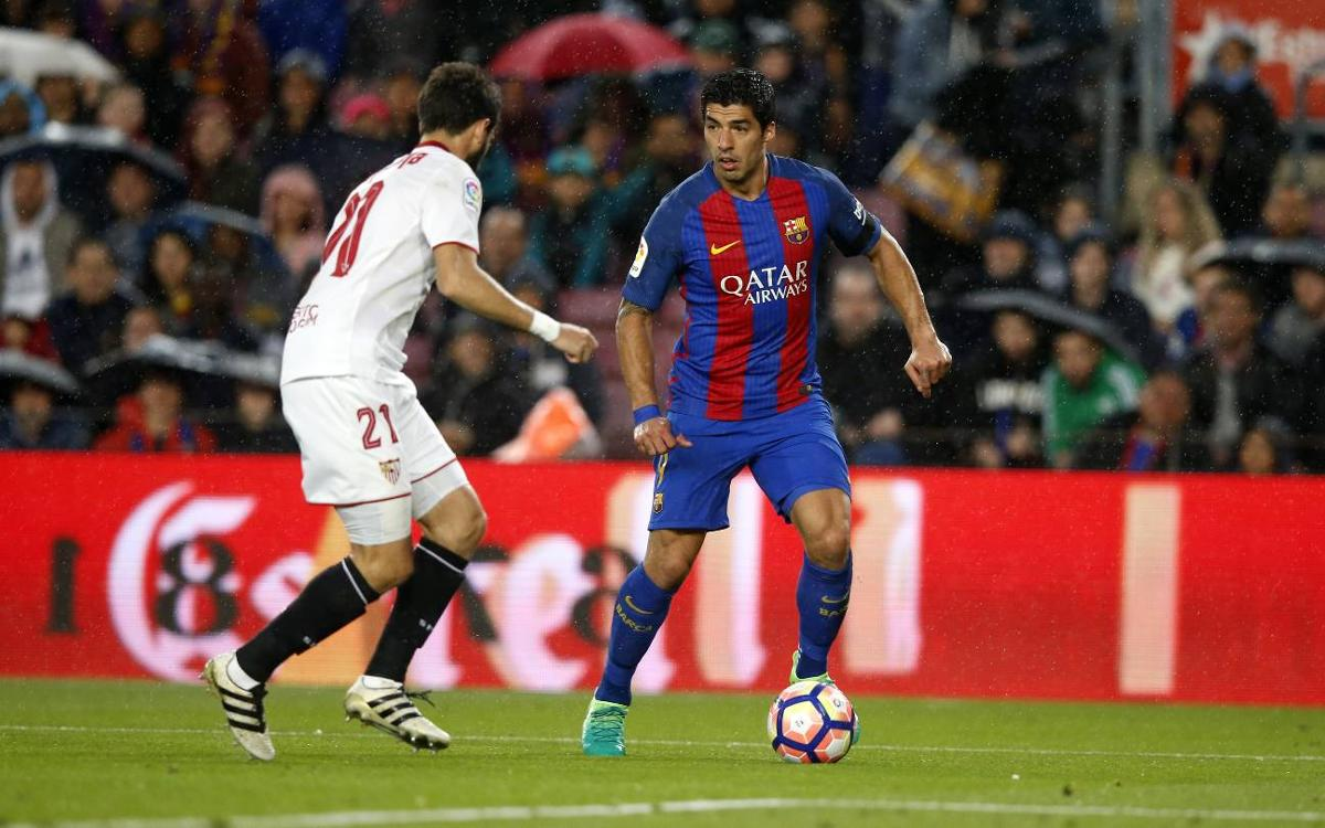 Luis Suárez: We are still hopeful in the league