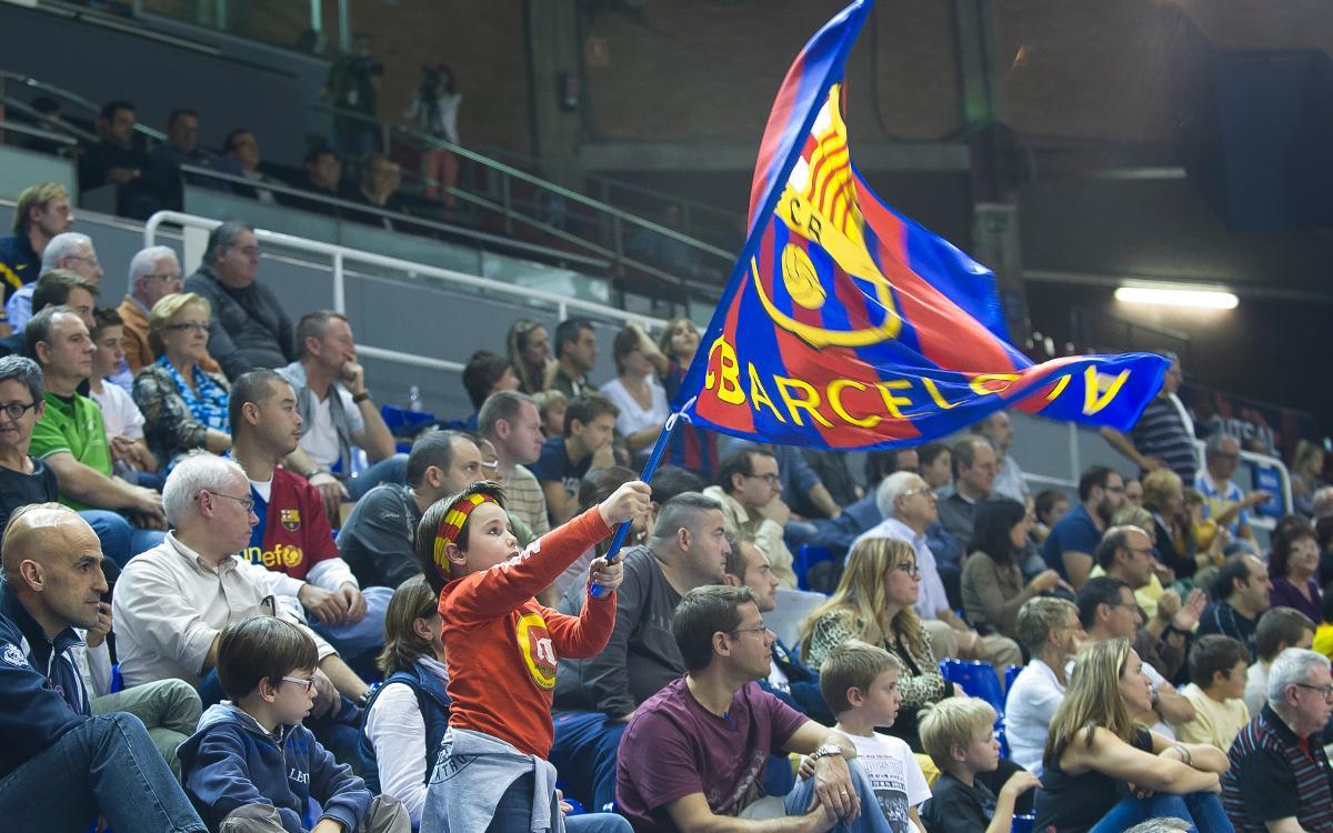 Barça-Kiel: Entrades gratuïtes per a socis i sòcies