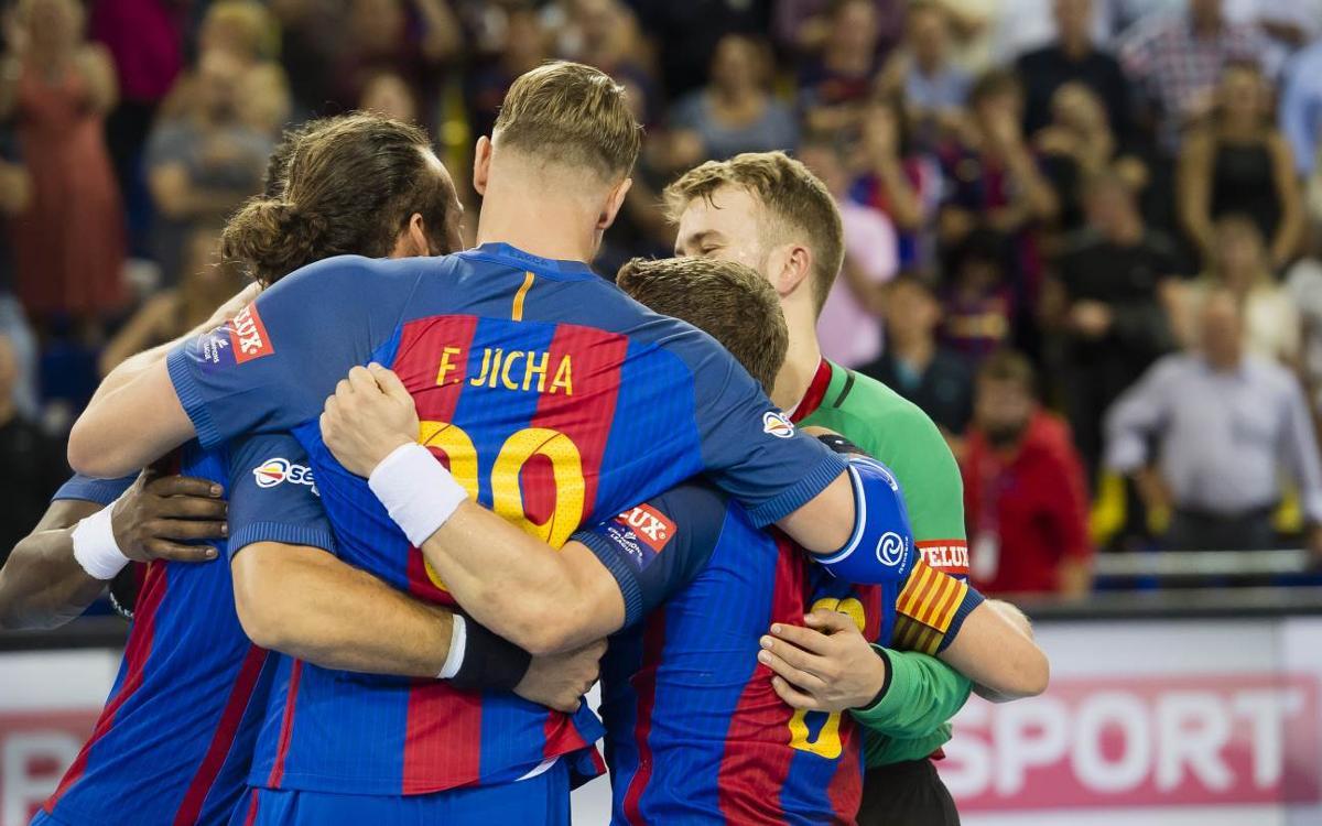 THW Kiel – FC Barcelona Lassa: Primer asalto de un clásico europeo