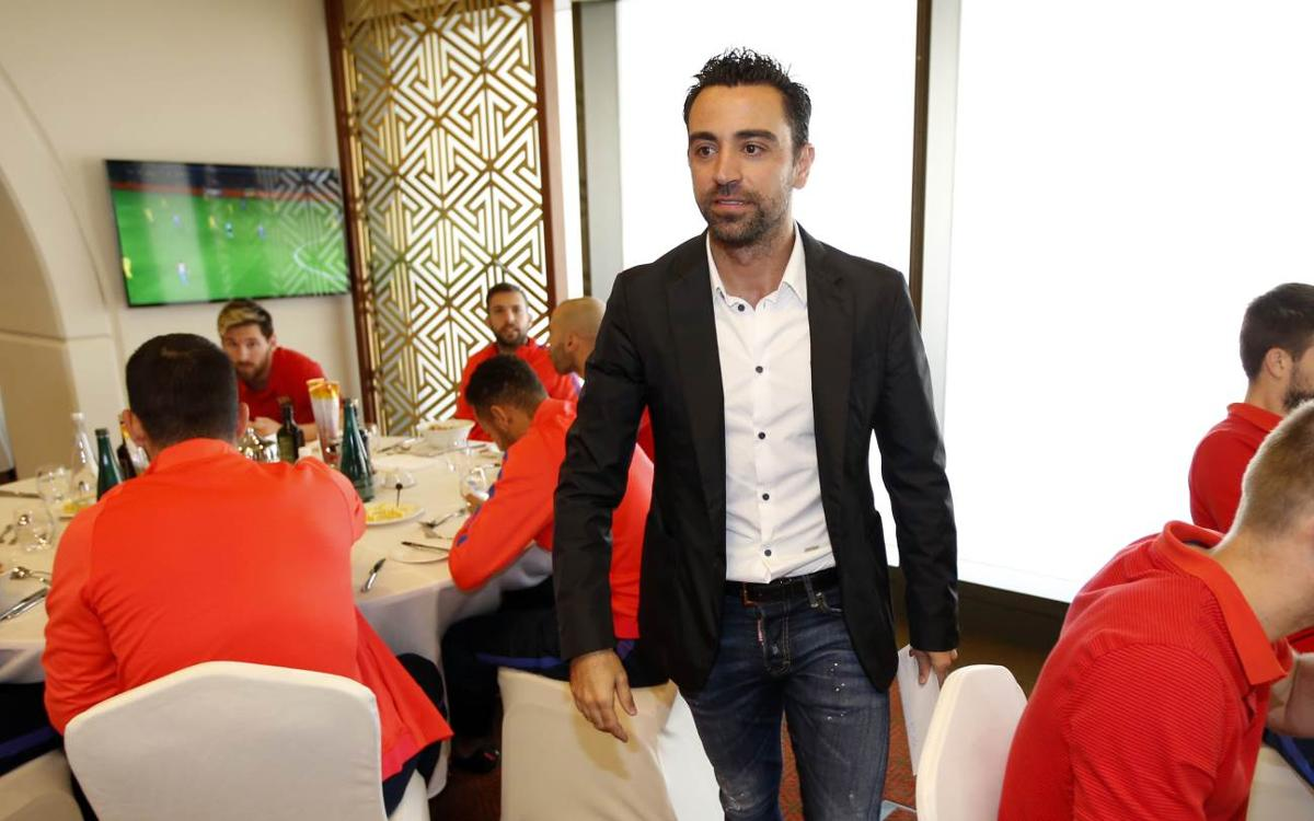 Xavi Hernández: FC Barcelona are looking great