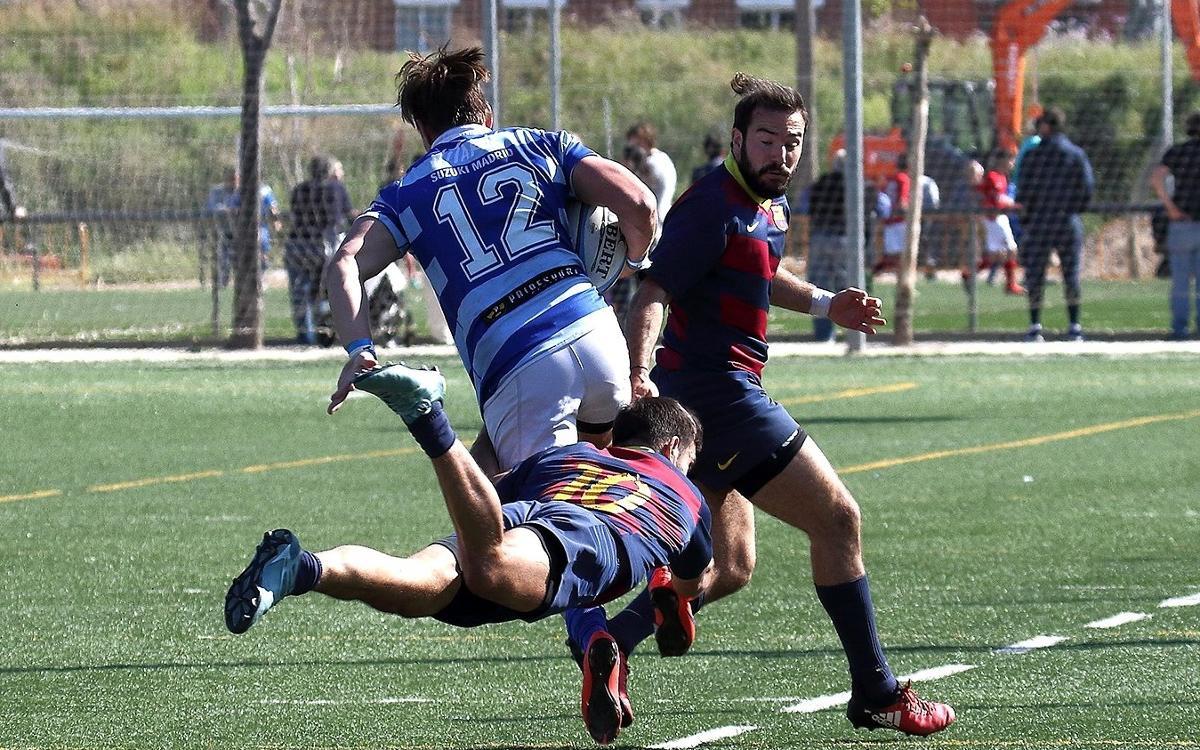 Victòria contra Complutense Cisneros i pas de gegant per a la permanència (41-26)