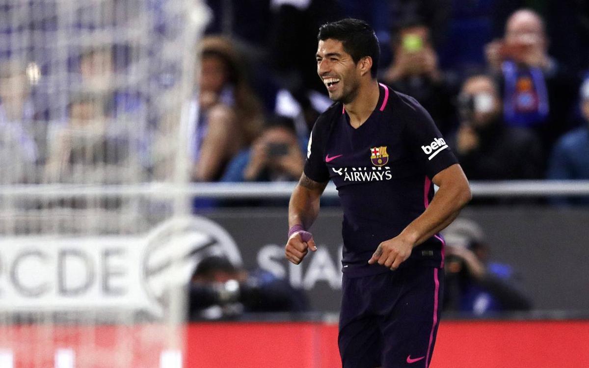 RCD Espanyol - FC Barcelona: Contundencia azulgrana que vale un derbi (0-3)