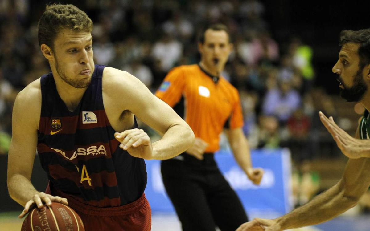 Betis 72-89 FC Barcelona Lassa: Threes point the way to victory