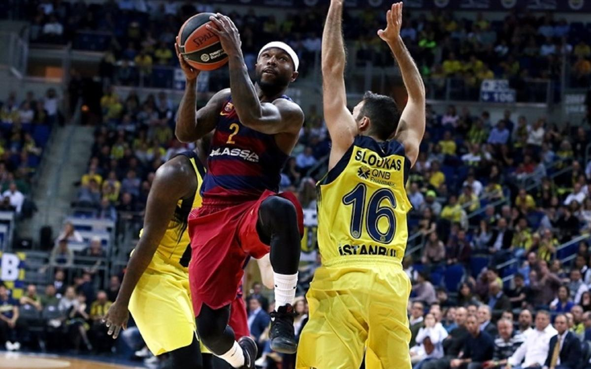 Fenerbahçe Istanbul v FC Barcelona Lassa: Painful defeat in overtime (68-65)