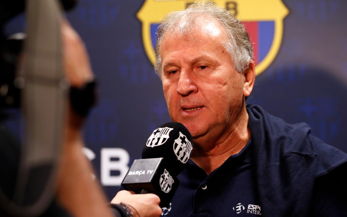 Brazilian legend Zico believes Barça have the quality for another comeback