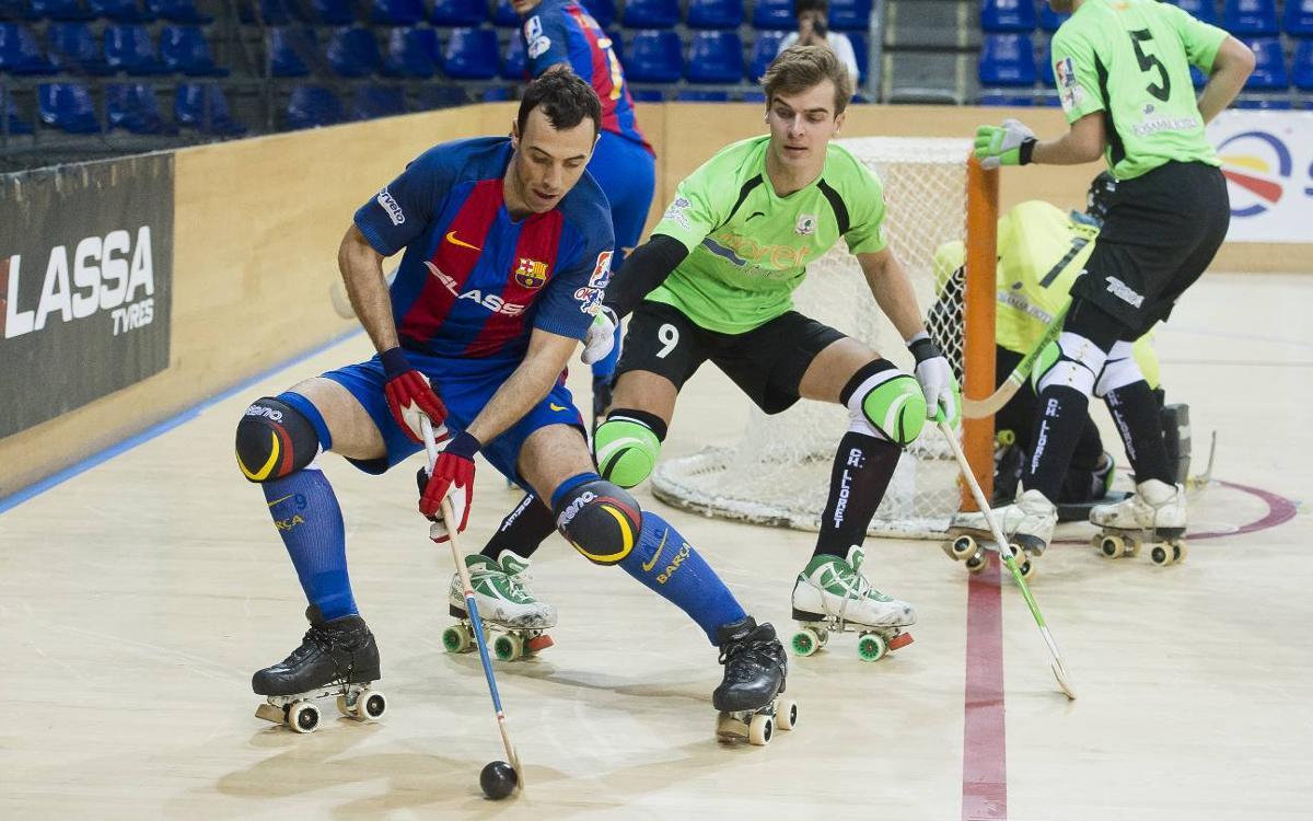 CH Lloret Vila Esportiva – FC Barcelona Lassa: Una jornada para seguir avanzando