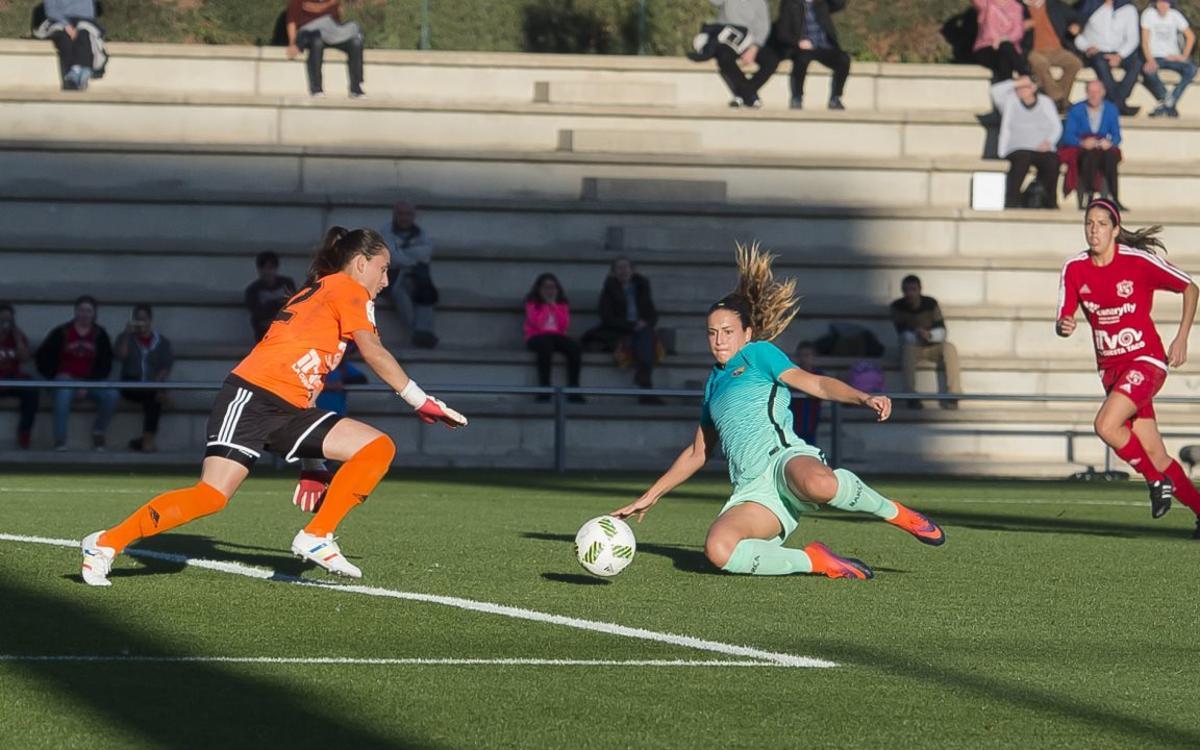 UD Tacuense – FC Barcelona Femení (prèvia): Amb els peus a terra