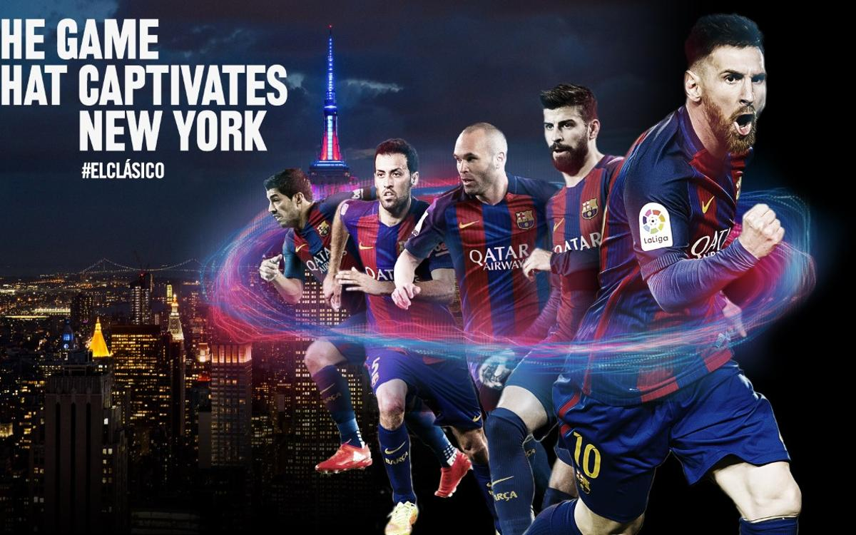 El Clásico in New York
