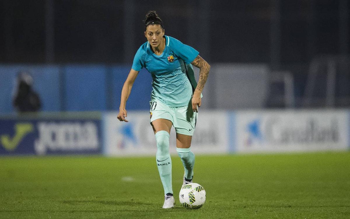 Oiartzun KE 0-1 FC Barcelona: A win to stay top