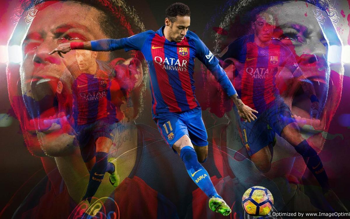 Los 100 goles de Neymar Jr