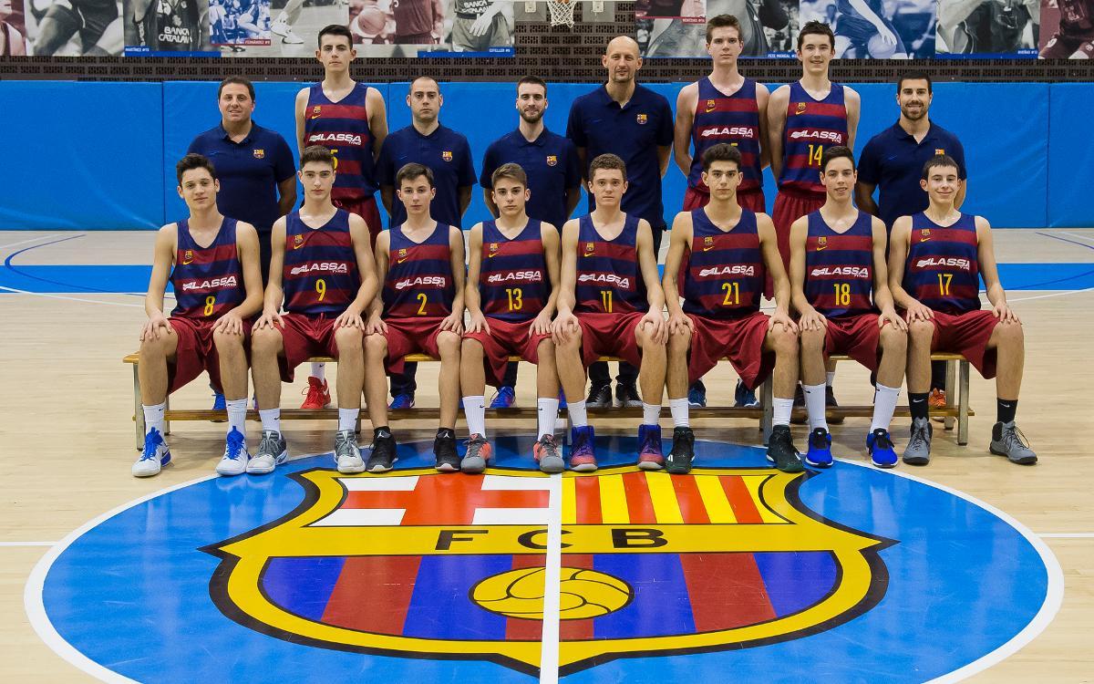 Fin de semana de torneos para el baloncesto formativo