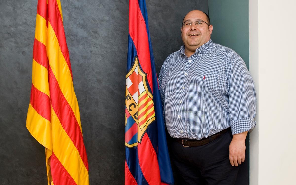 Juan Llaneza, nou director de 'scouting' del Barça Lassa