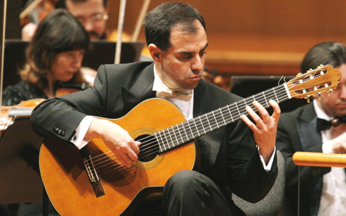 Descuento para el 'Concierto de Aranjuez', en el Palau de la Música