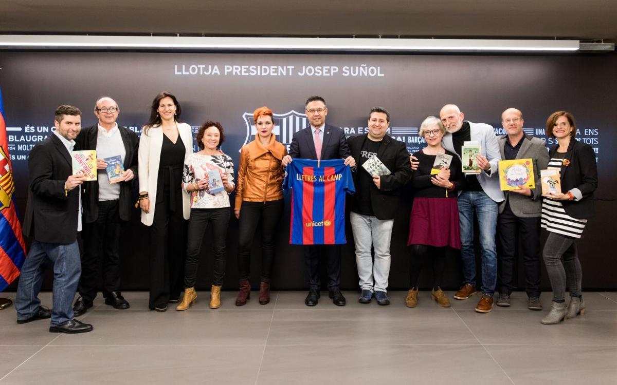 'Lletres, al Camp!', con la literatura infantil y juvenil en catalán