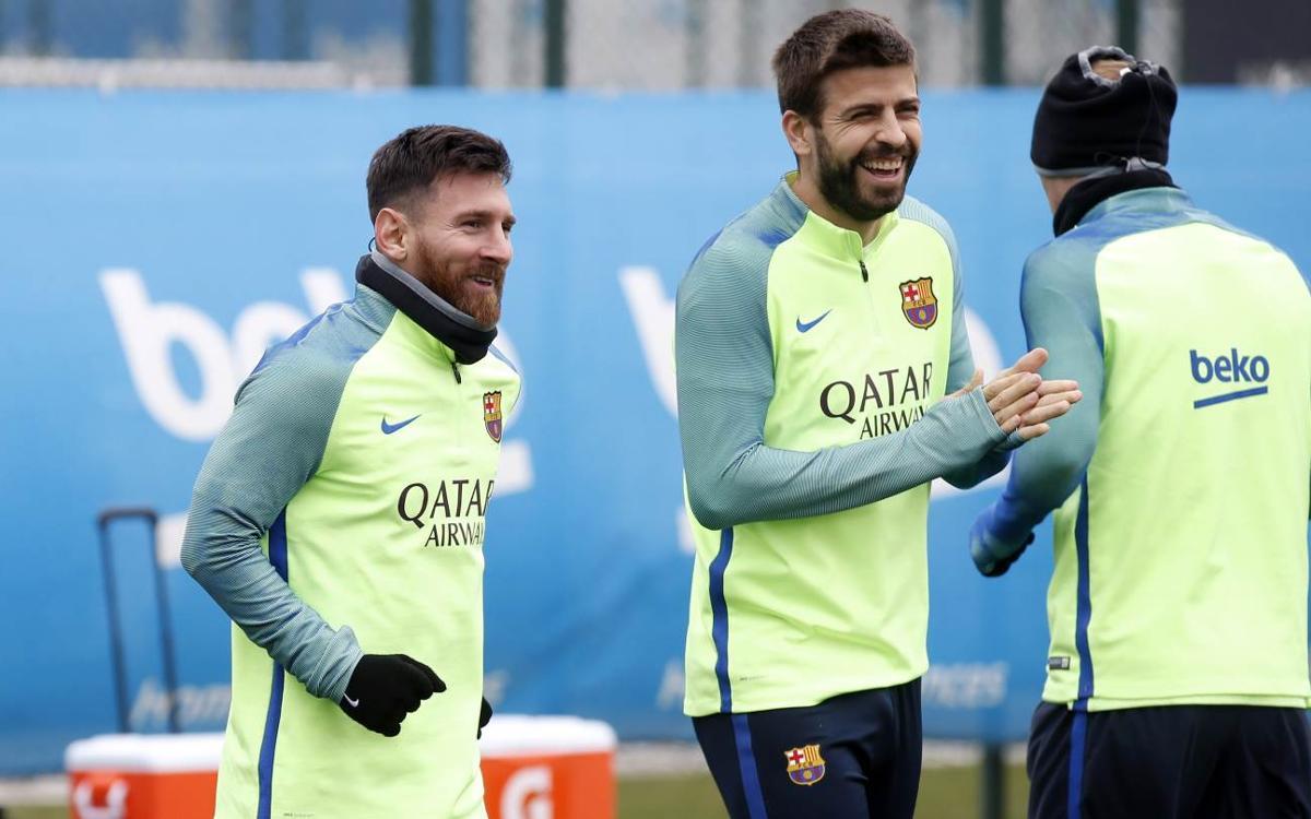 Leo Messi and Gerard Piqué return against Sevilla