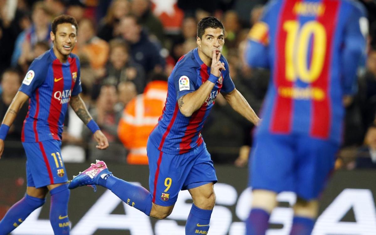 FCバルセロナ - スポルティング戦ハイライトビデオ