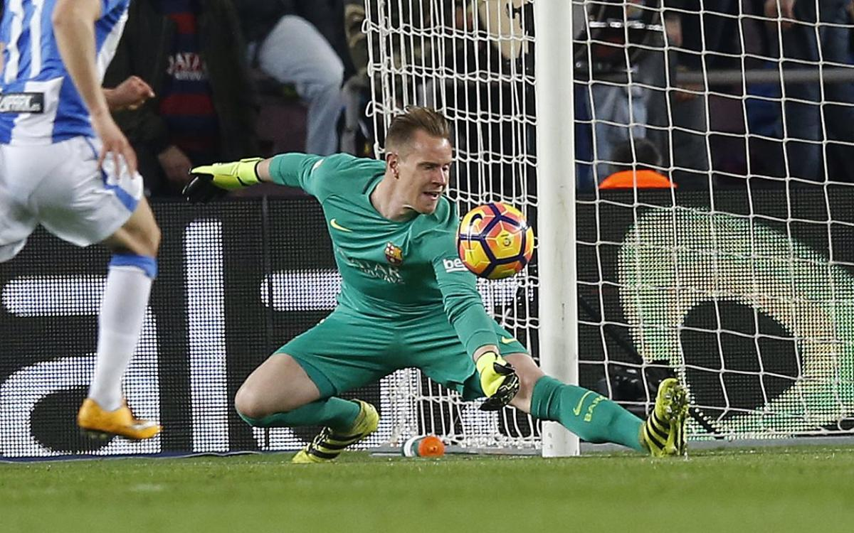 Marc-André ter Stegen: It's been a tough week