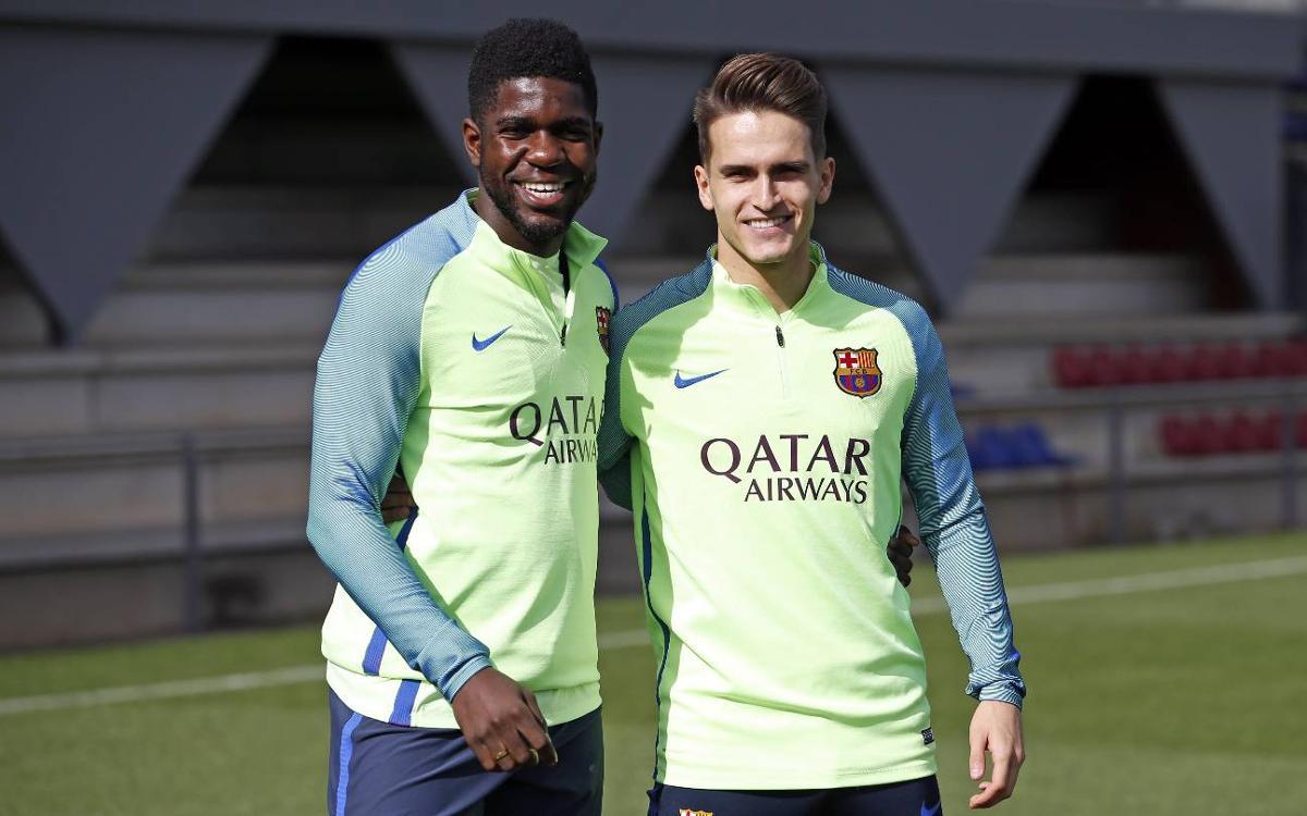 Début de la préparation du FC Barcelone pour le choc contre le PSG