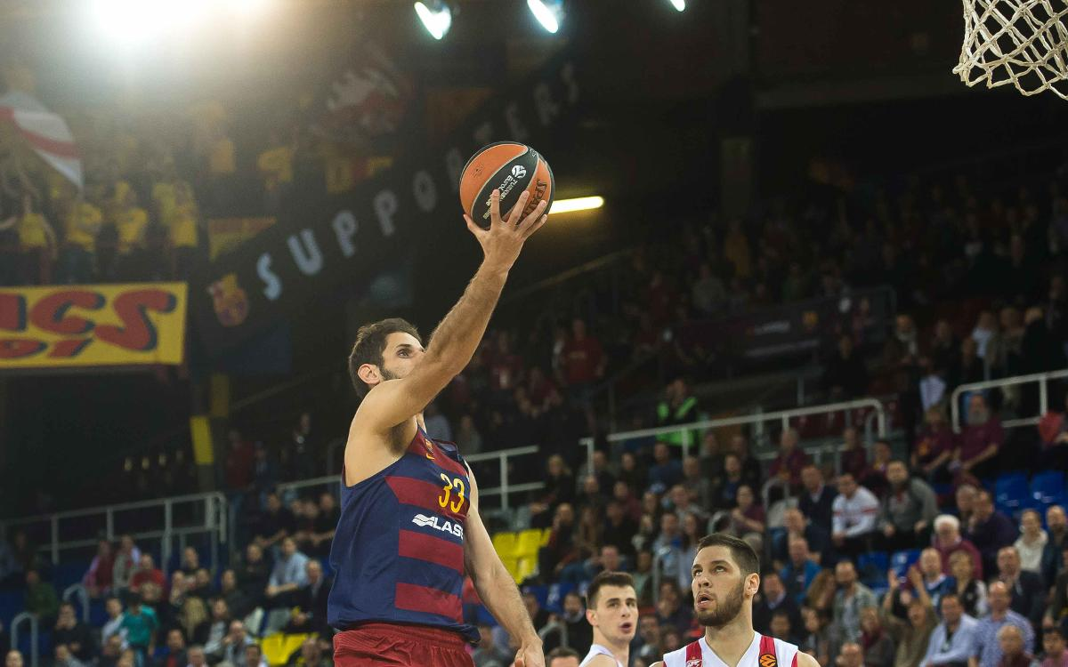 Match Report: FC Barcelona Lassa v Red Star: 'Victory restores pride (67-54)'