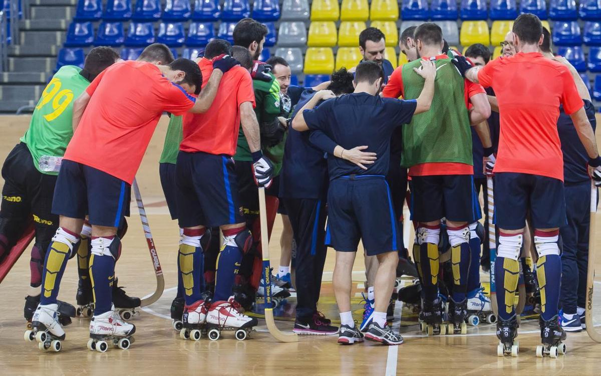 Hockey Forte – FC Barcelona Lassa: Uns quarts de final exigents per explorar!