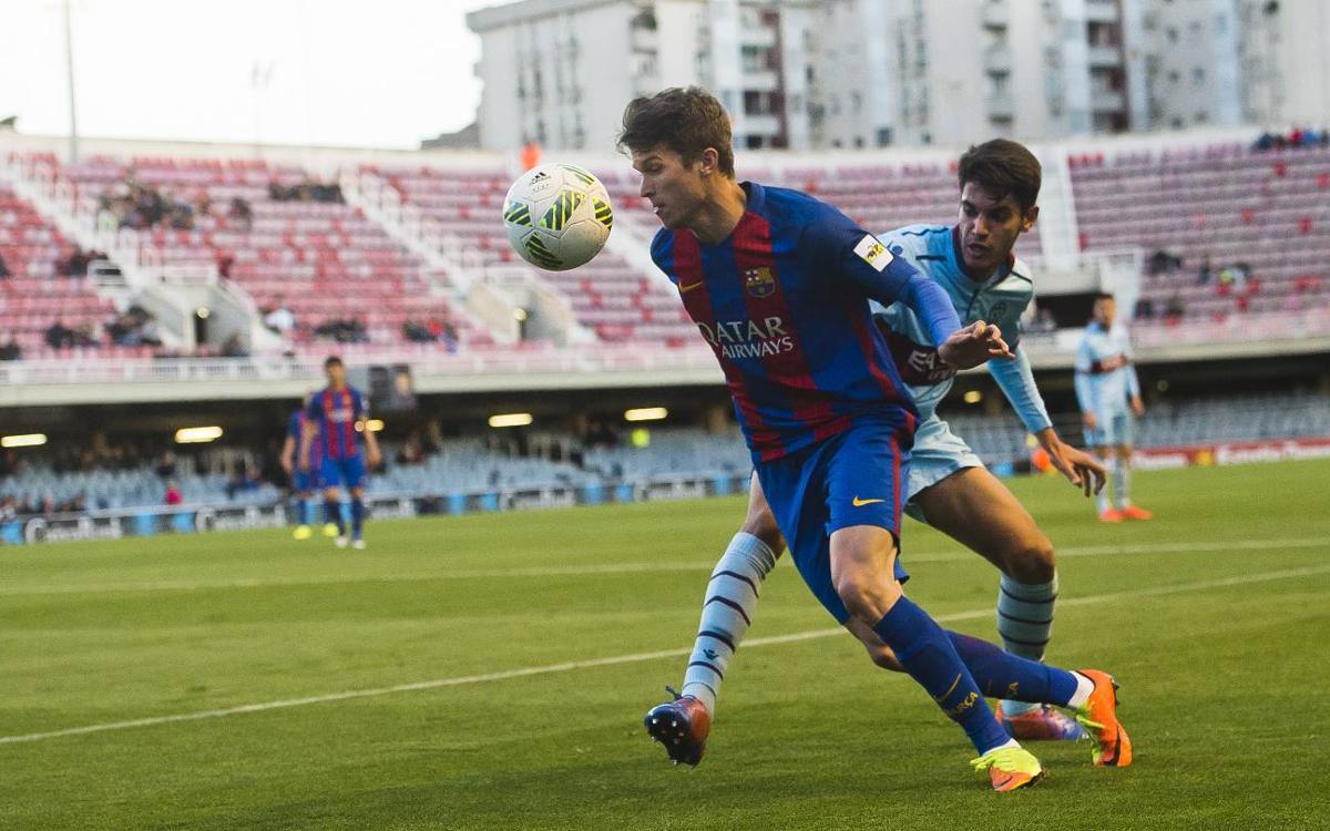 Barça B – At. Levante: Scant reward (1-1)