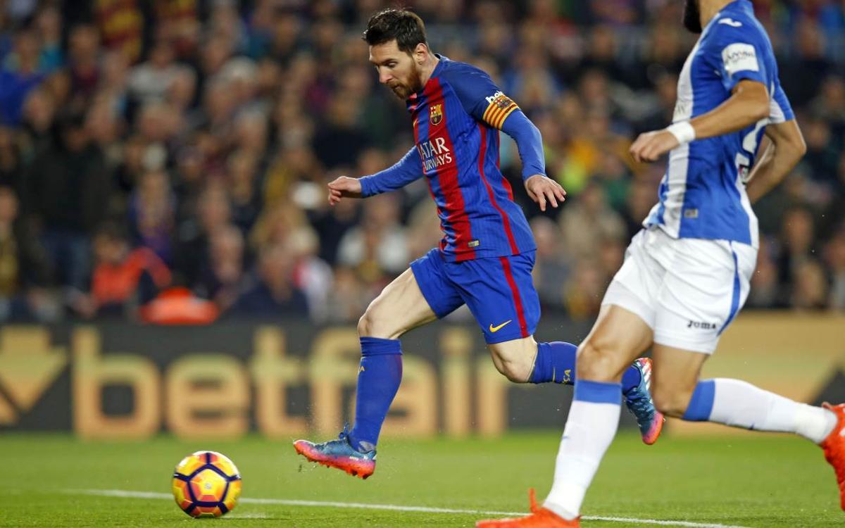 [LIGA] El resumen del FC Barcelona - Leganés
