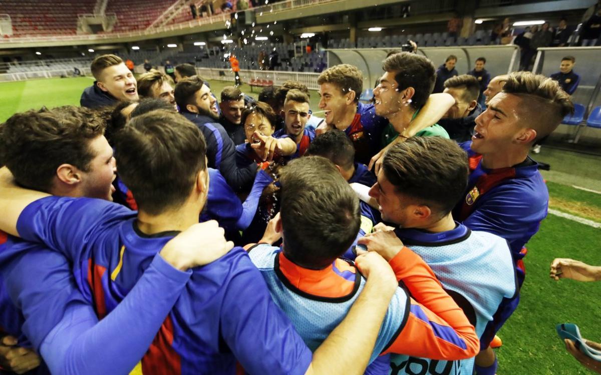 La semifinal de la UEFA Youth League ya tiene día y hora confirmados