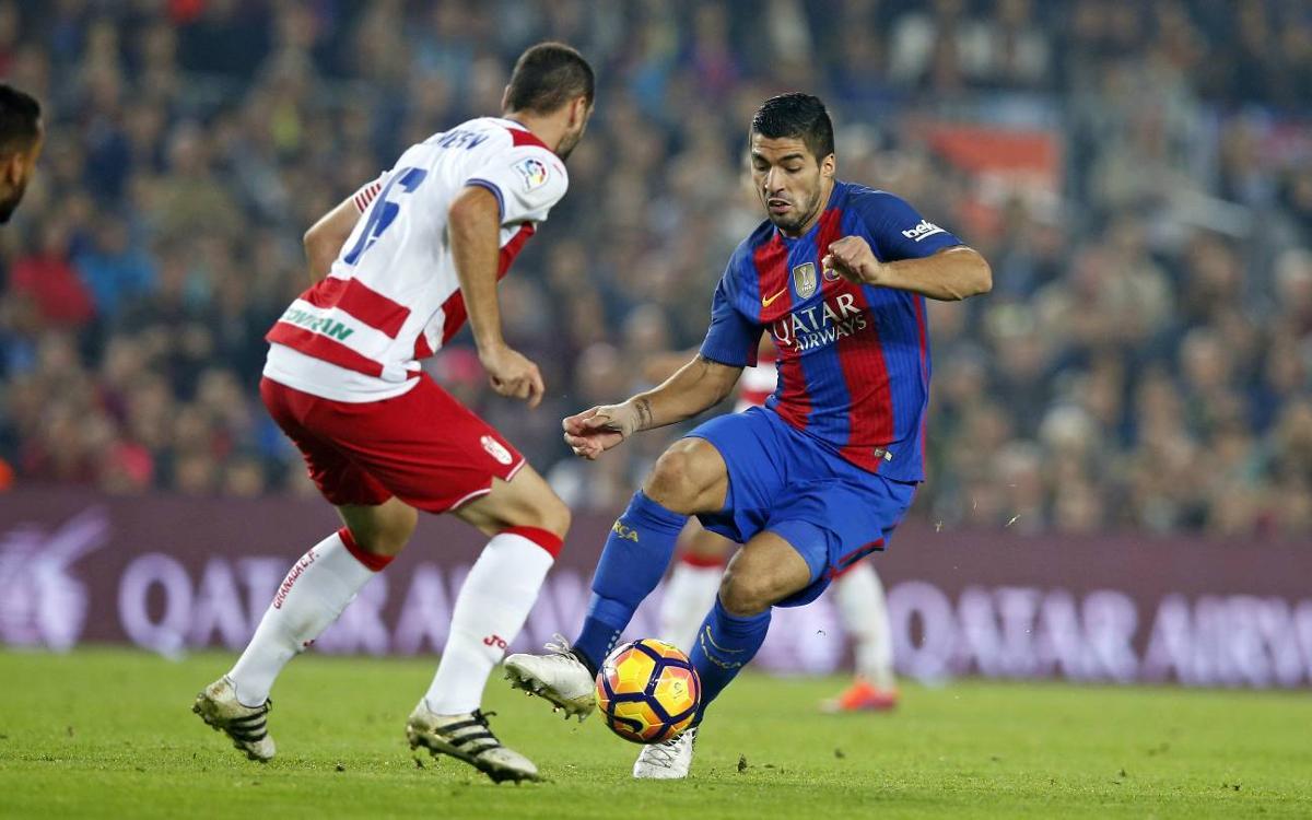Andalusian triple-header: Granada, Sevilla and Málaga