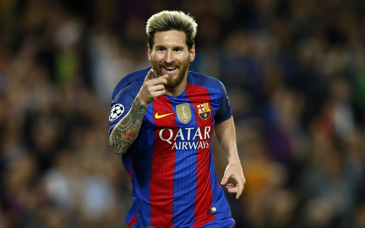 Match Report: FC Barcelona v Manchester City: Maestro Messi shows the way (4–0)