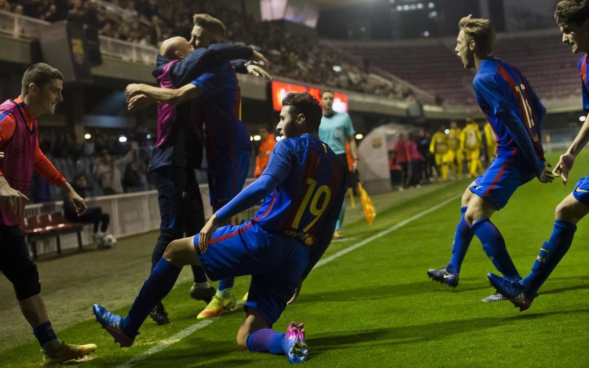 Juvenil A – FC Oporto: Una final en el Mini para estar en Nyon