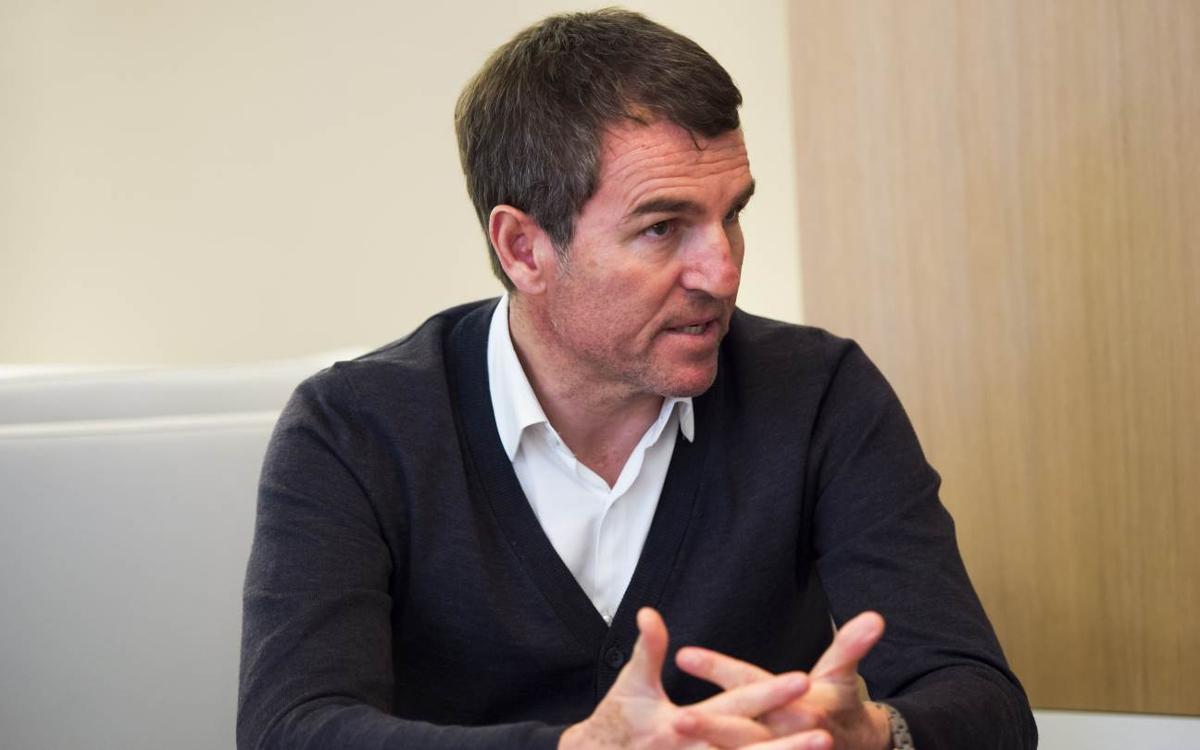 """Robert Fernández: """"El proper entrenador el decidiré jo"""""""