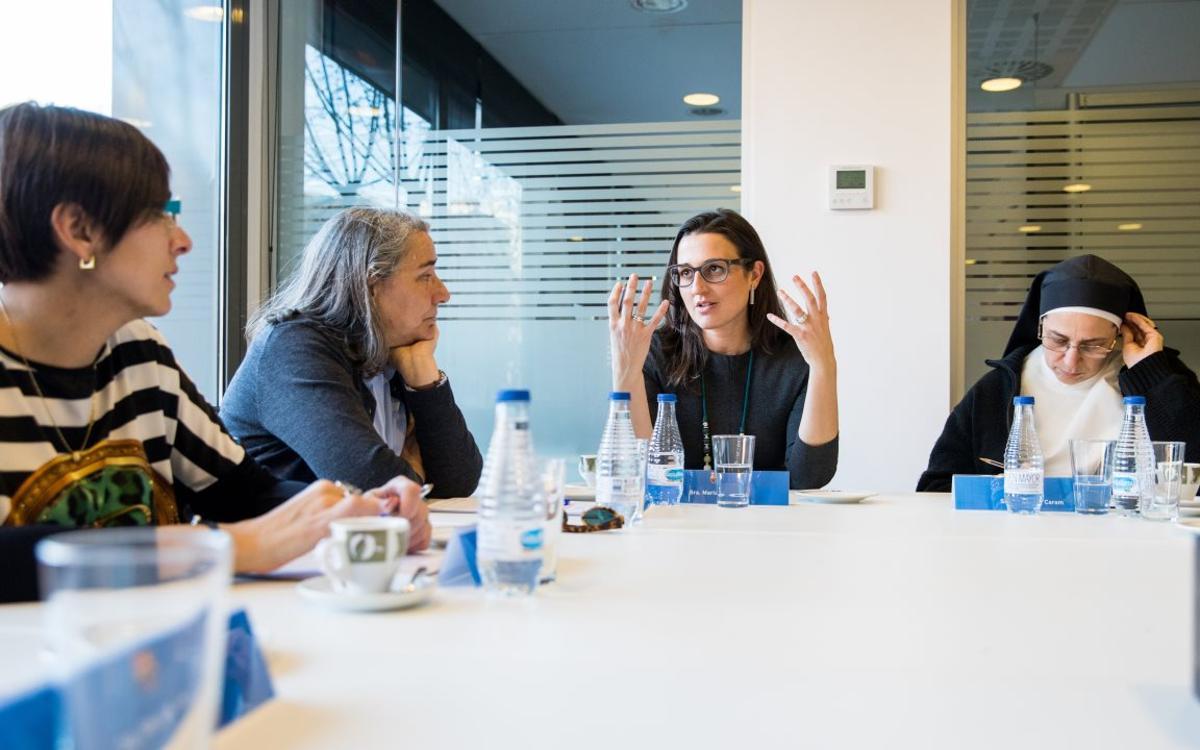 El Barça celebra el Día Internacional de la Mujer