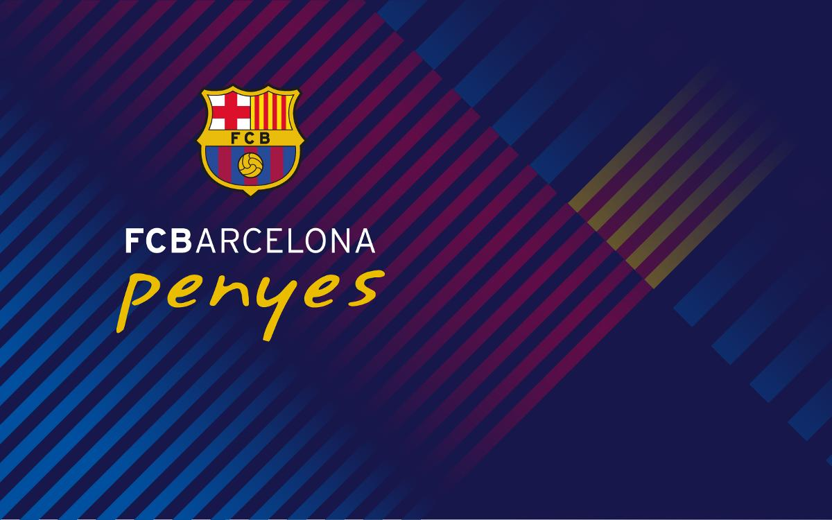 FC Barcelona to hold elections to the Boards of the Federations of Penyes
